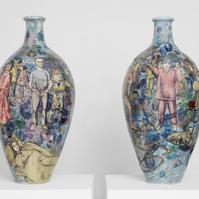 Grayson Perry The Most Popular Art Exhibition Ever Serpentine Galleries